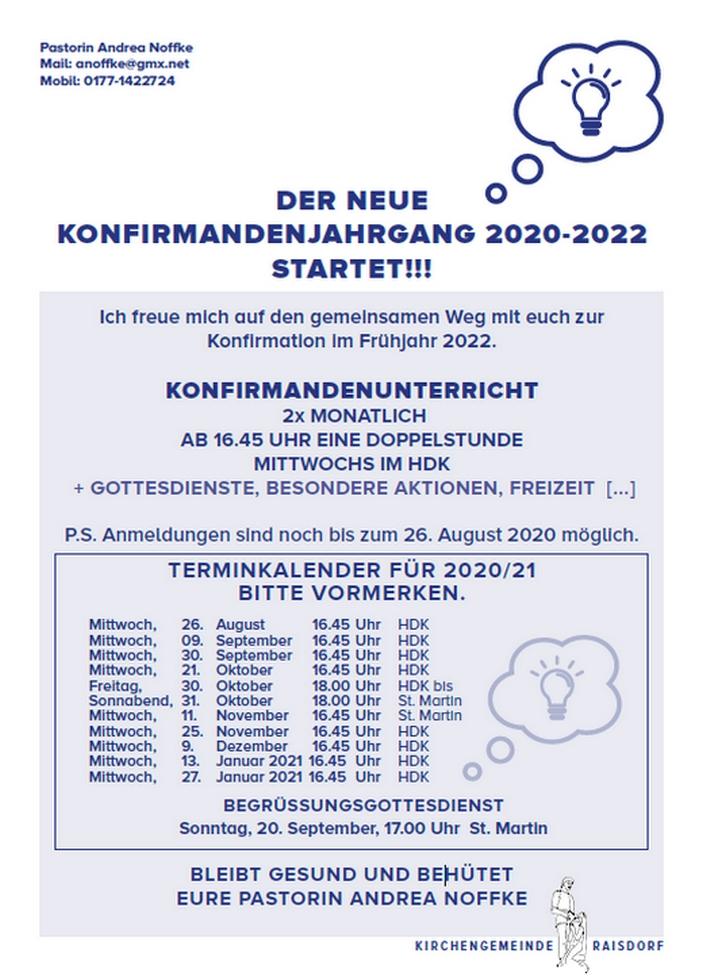 Gemeindebrief Preetz